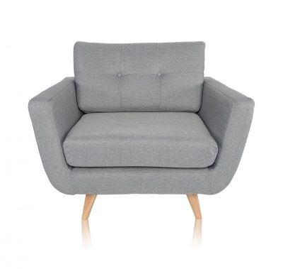 Best Louise Mid Century Modern Lounge Chair With Images Mid 400 x 300