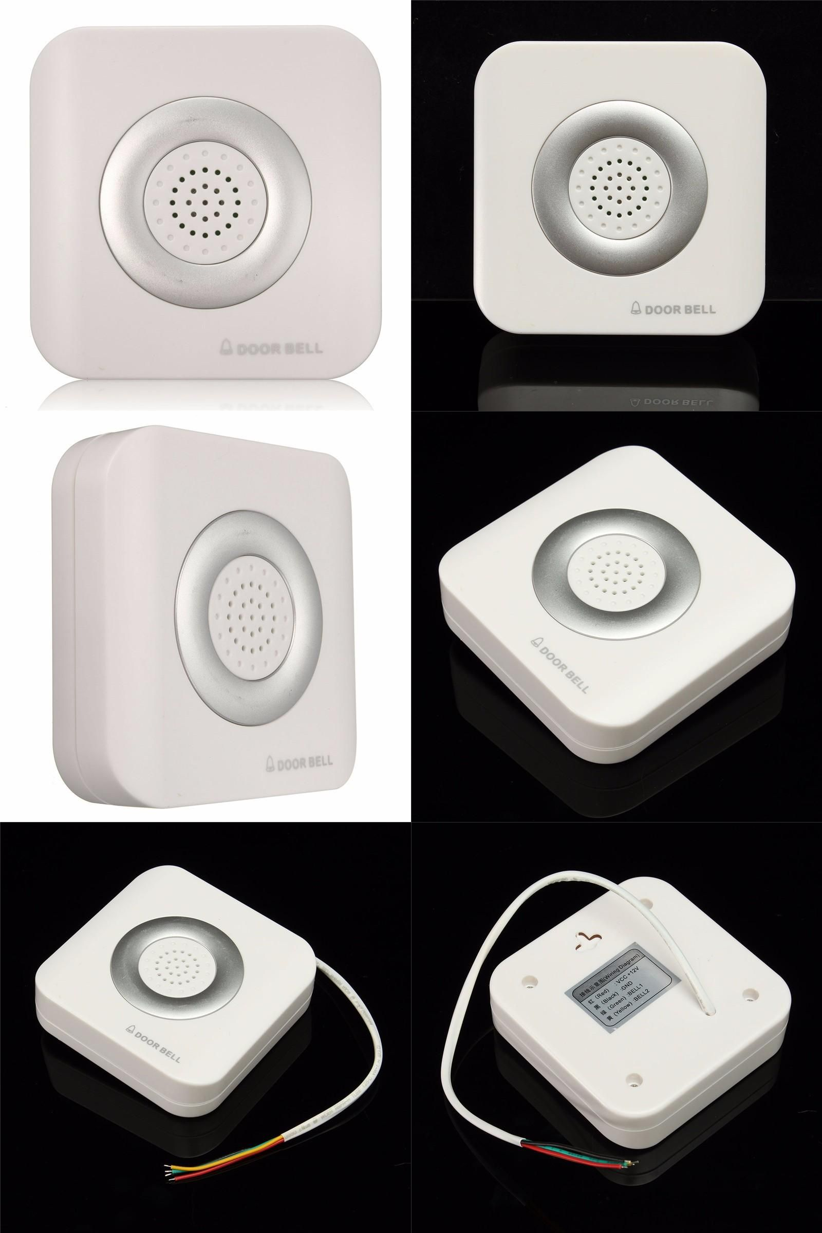 Visit To Buy New Dc 12v Wired Doorbell Wire Access Control Door Wiring Bell