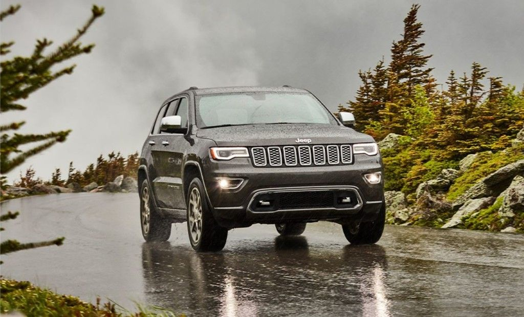 Jeep Grand Cherokee Edicion Overland 2020 Llega A Mexico Con Un