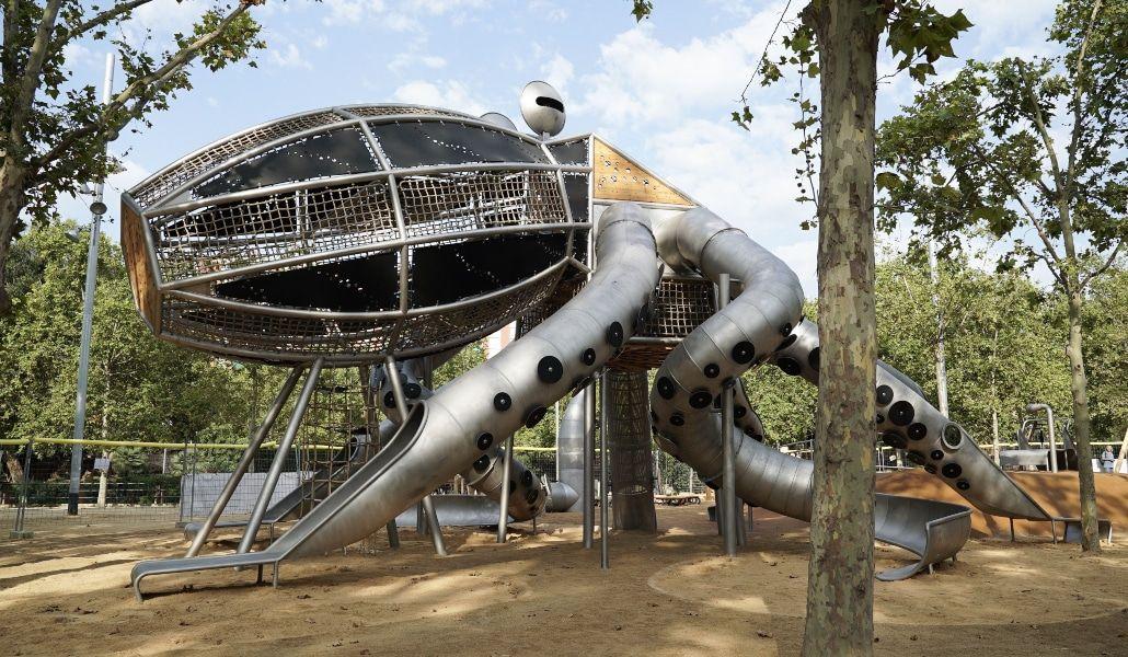 7 De Los Mejores Parques Infantiles De Barcelona Barcelona Secreta Lleida Girona Occidental