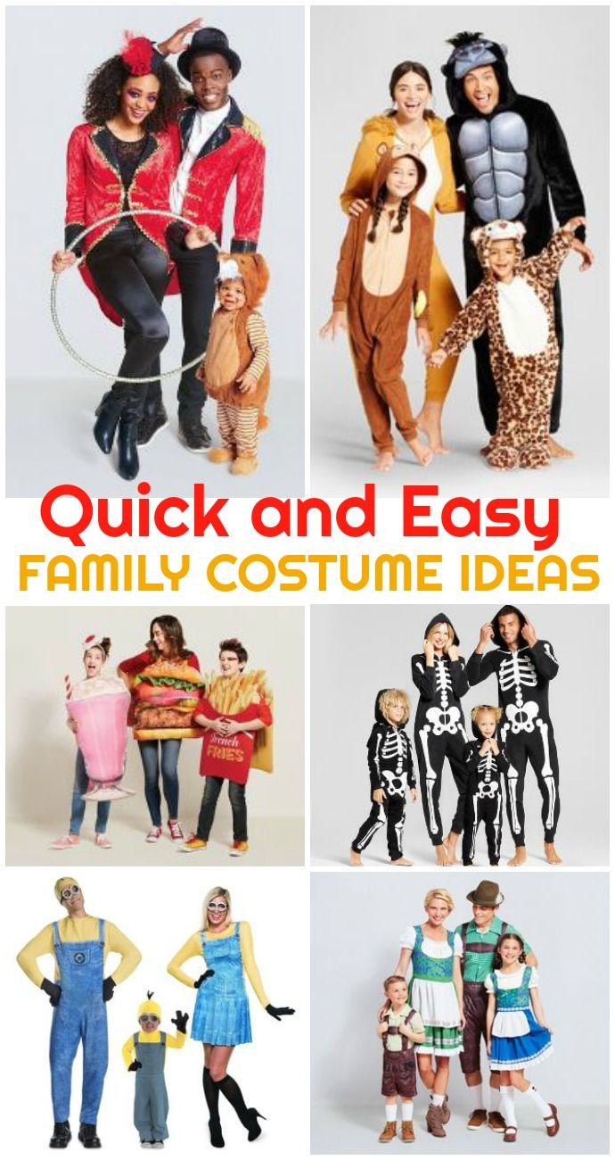 5 Family Halloween Costumes The Mama Zone Family Halloween Costumes Family Halloween Disney Family Costumes