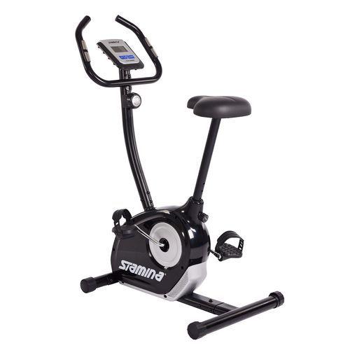 Stamina Magnetic Upright Exercise Bike Black Fitness Equipment Exercise Bike Ski Machines At Academy Sports Products Upright Exercise Bike Bike Cardio