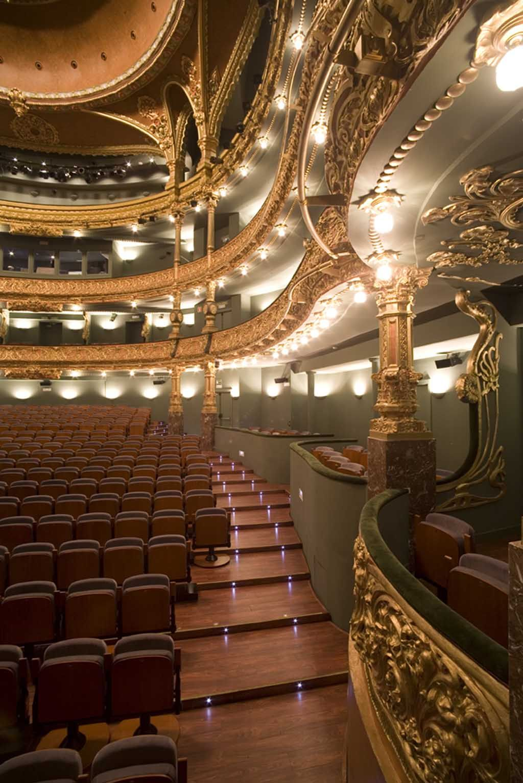 Teatro campos el seos bilbao wonder theatres pinterest campos teatro y el mundo - Teatro campos elisios ...