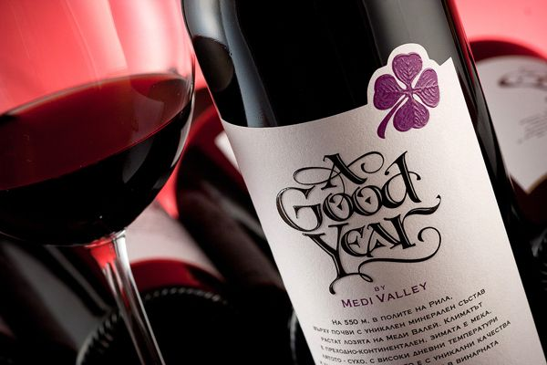 Best Wine Label Designs of 2012 by the Labelmaker by the Labelmaker, via Behance