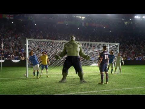 Comercial Nike - Quem Ganha Fica - Hulk, Neymar e muitos outros - YouTube