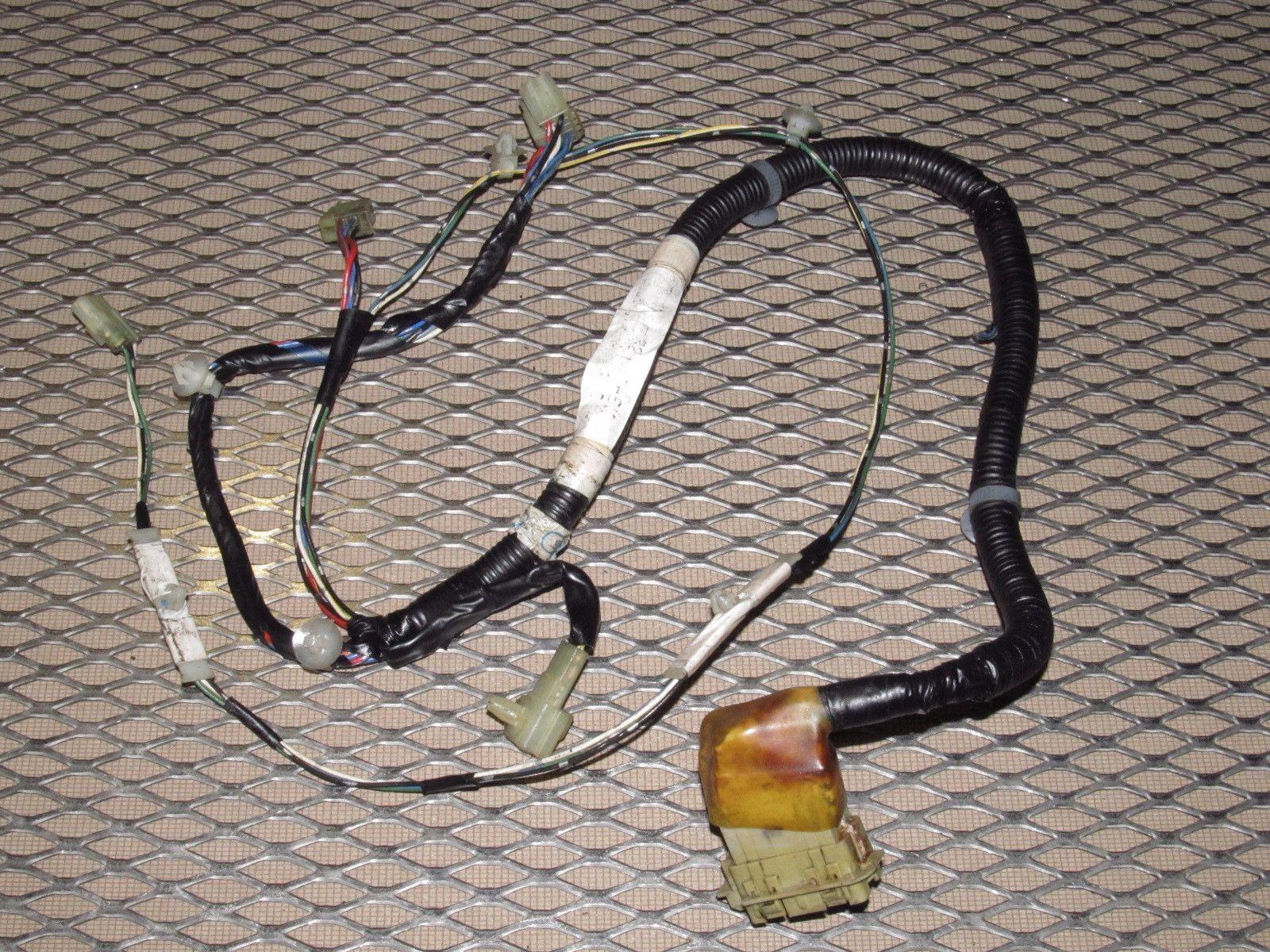 90 91 92 93 acura integra coupe oem door wiring harness left rh pinterest ca