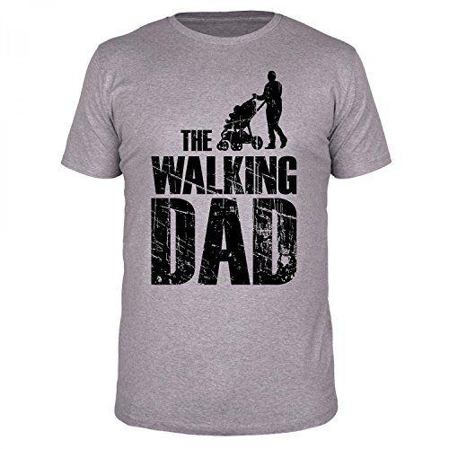 The Walking Dad Shirt Ca 17 Geschenk Idee Zur Geburt Für