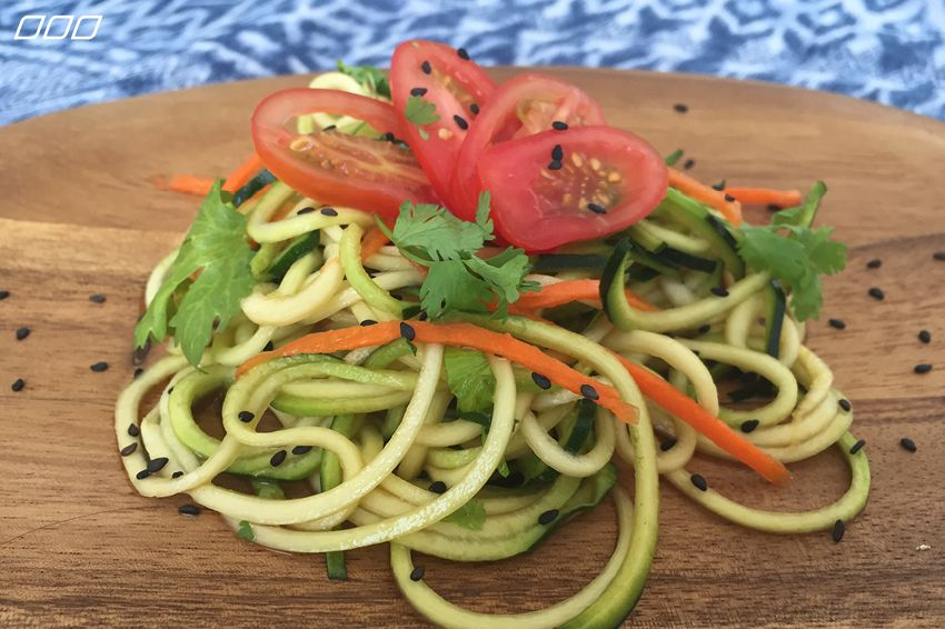 Raw vegan tamari zoodles zoodle recipes raw vegan and vegans food a delicious quick raw and easy zoodle recipe forumfinder Choice Image