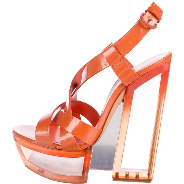 Pre-owned - Leather sandal Casadei Q9q8Zd