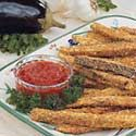 Eggplant Snack Sticks Recipe