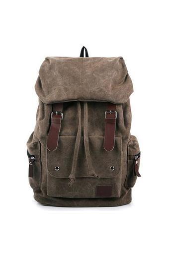 Belanja Leather Backpack - Cokelat Indonesia Murah - Belanja Tas Ransel  Pria di Lazada. FREE ONGKIR   Bisa COD. 32b7146f6ccf4