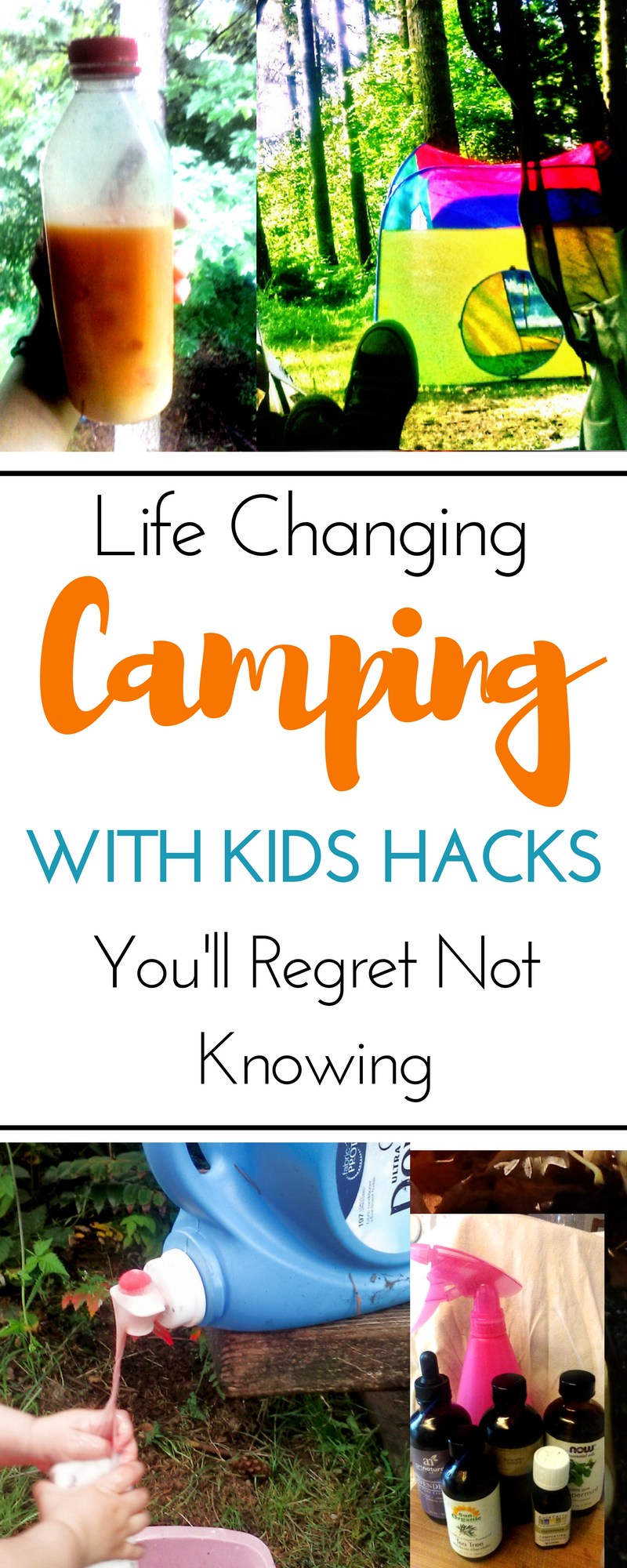 Photo of Family tent camping hacks and ideas for camping with children