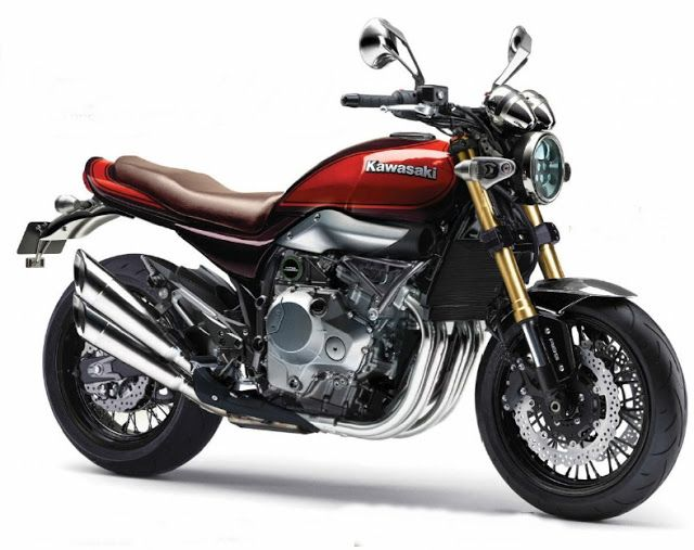 Blog Of The Biker Legendary Z900 Reborn