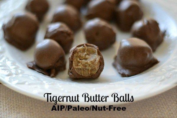 Tigernut Butter 2.0 (AIP/Paleo/Refined Sugar-Free)   Paleo