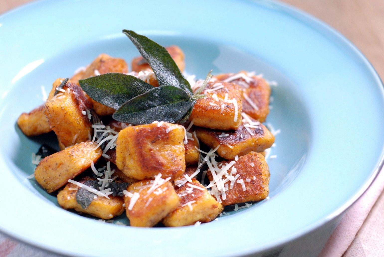 Chrissy Teigen S Sweet Potato Gnocchi Cheesecake For Breakfast