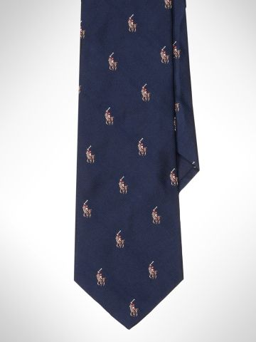 Ralph Lauren tie , if only it was red I would buy this for my BF !