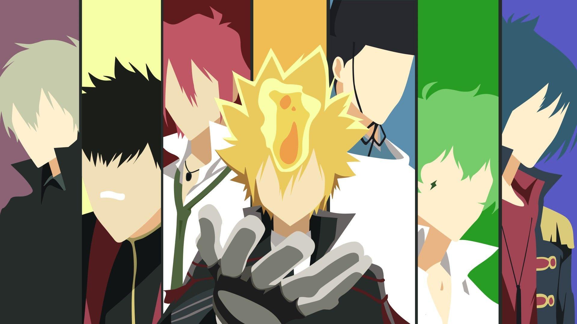 Pin By A Box On Vongola Hitman Reborn Reborn Katekyo Hitman Anime