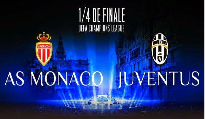 Champions League Monaco Juventus Juventus Champions League