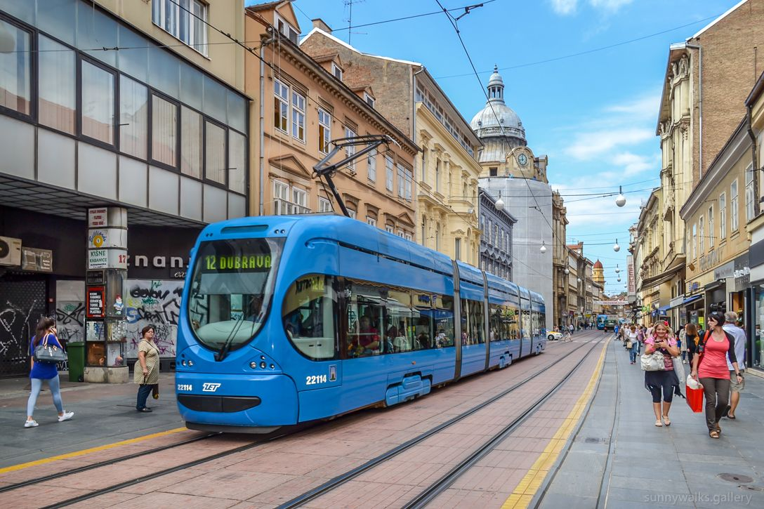 Zagreb The Capital Of Croatia Croacia Lugares Maravillosos