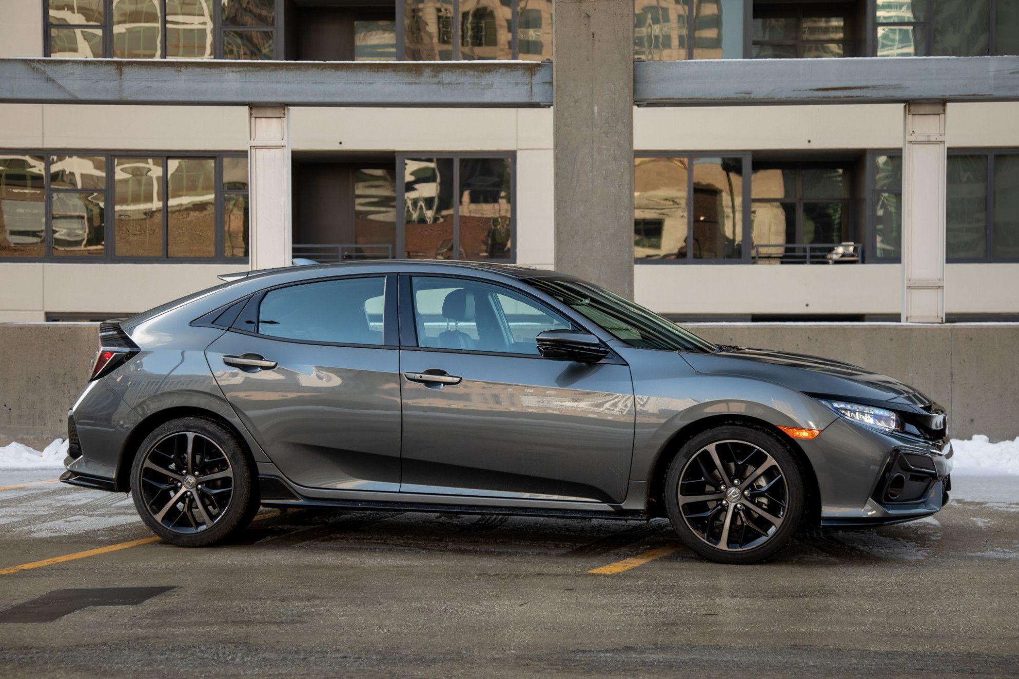 7 Picture 2020 Honda Civic Hatchback in 2020 Honda civic