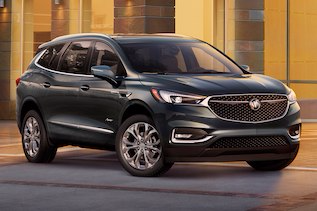 The Enclave Is Buick S Largest Crossover And One Of Its Top Sellers Buick Enclave Buick Buick Gmc