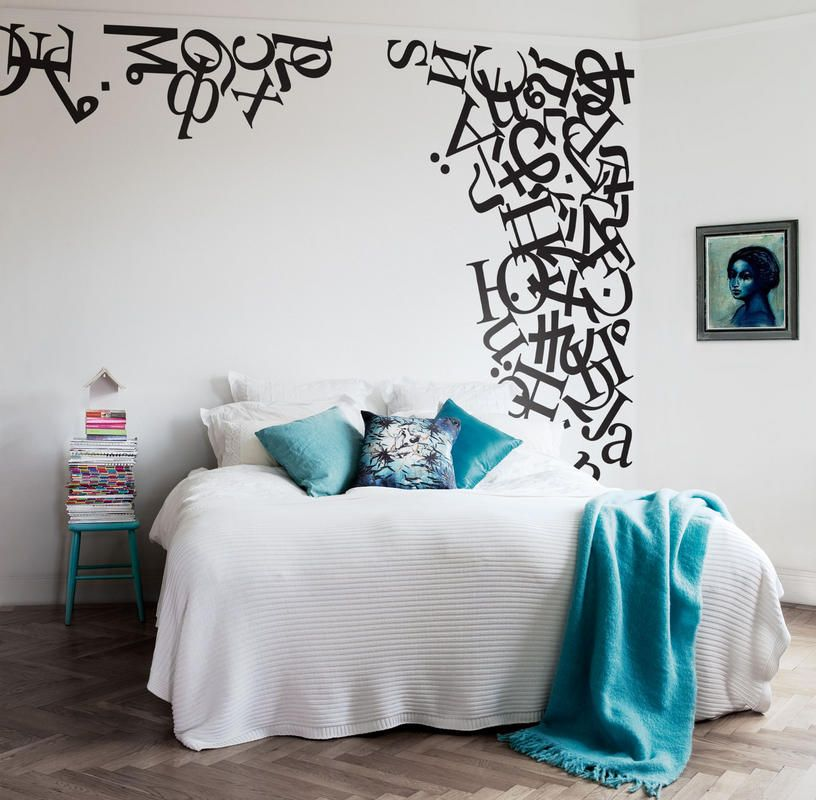 Alphabetting Play With Words Item Number P130402 9collection Communication Bedroom Wall Paint Home Decor Bedroom Wall