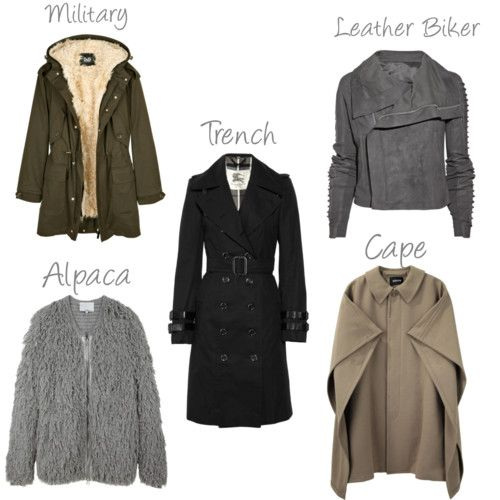 Cold Weather Closet Essentials