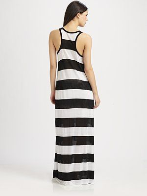 Soft Joie - Deidra Deck Striped Maxi Dress - Saks.com