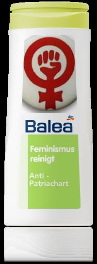 Feminism Duschgel