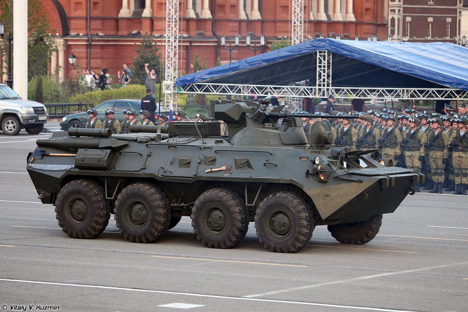 APC BTR 82-A