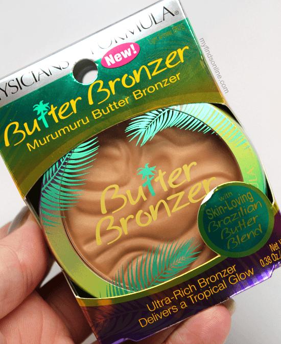 Physicians Formula MuruMuru Butter Bronzer - myfindsonline.com   Physicians formula butter