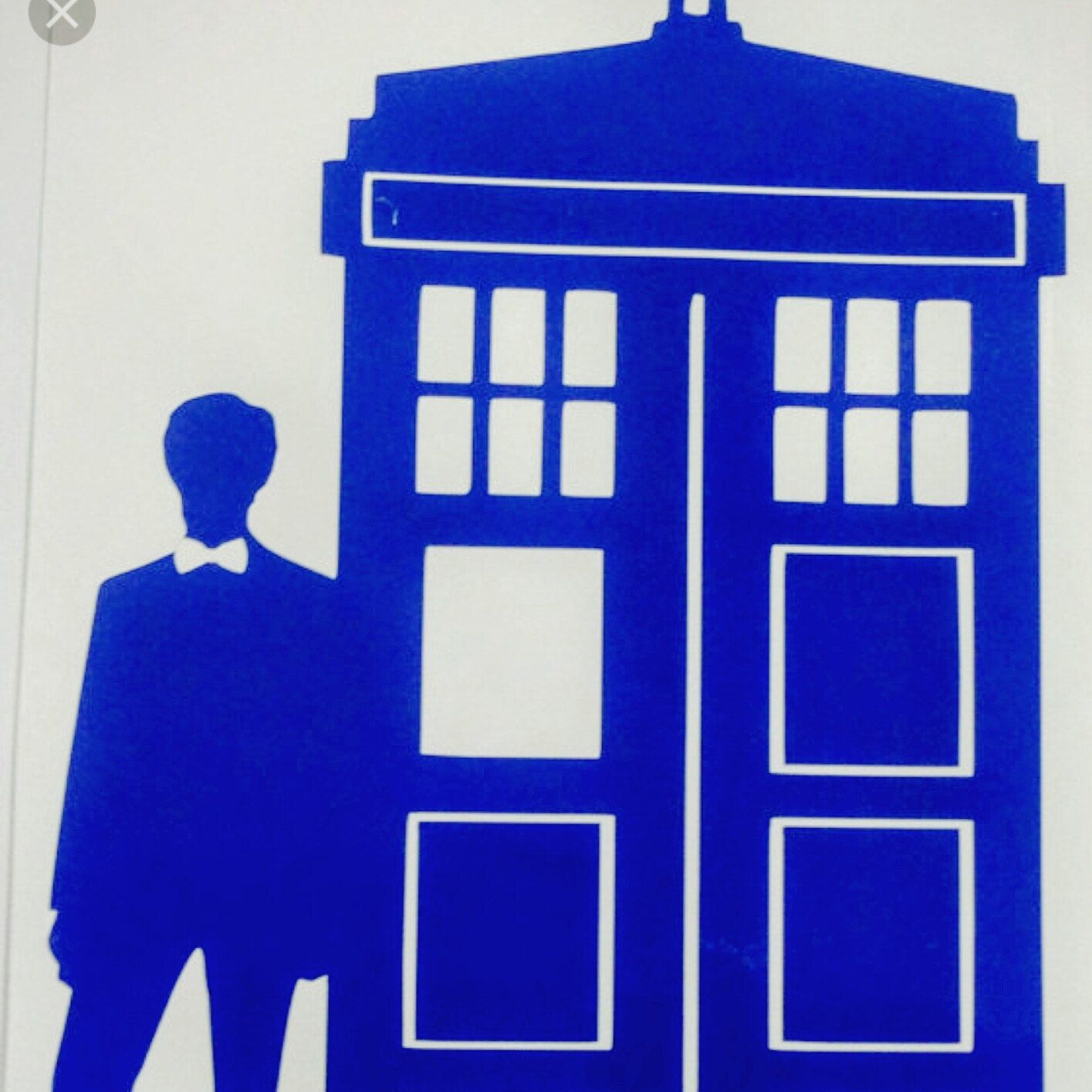 11th doctor matt smith and tardis decal for car tablet lap top 11th doctor matt smith and tardis decal for car tablet lap top wall multiple colors and sizes amipublicfo Choice Image