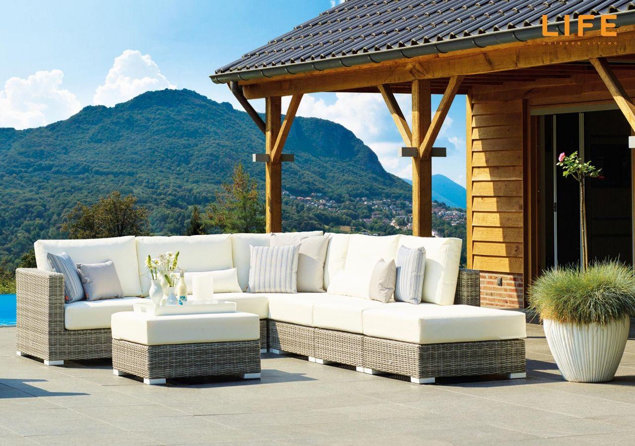 Lounge set Mikki | Tuinmeubel Collectie | LIFE Outdoor Living ...