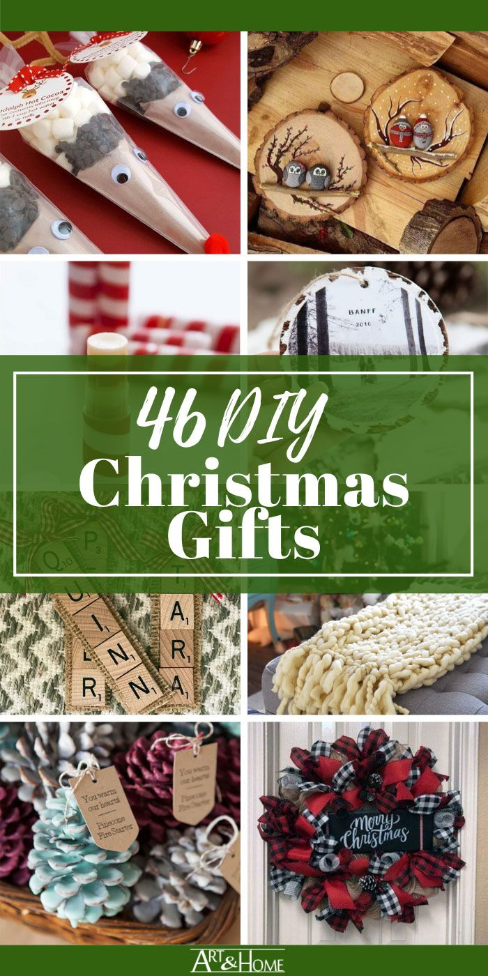 DIY Christmas Gifts People Actually Want to Receive | Art & Home
