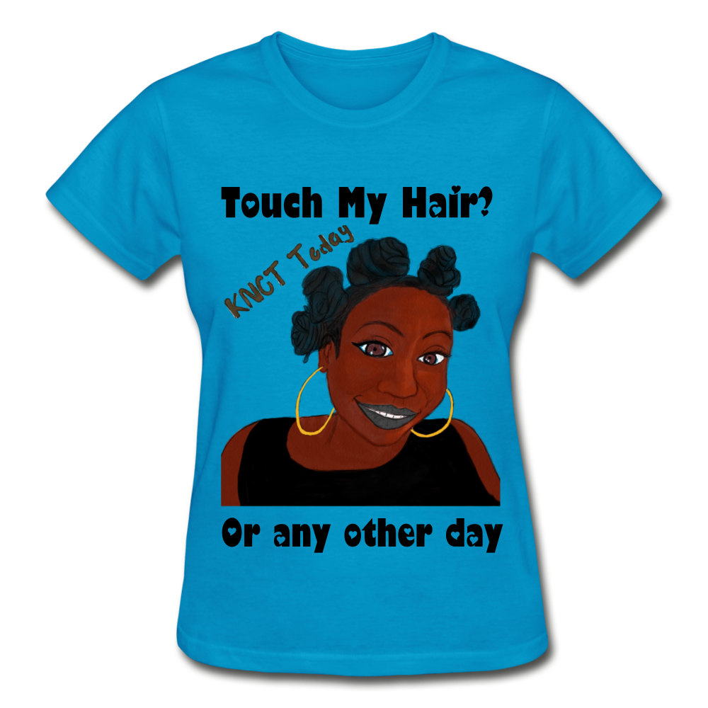 Knot Today Ladies T Shirt   turquoise / M Gallery