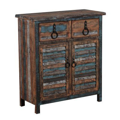 Incroyable Powell Calypso 2 Drawer Console Table   114 660