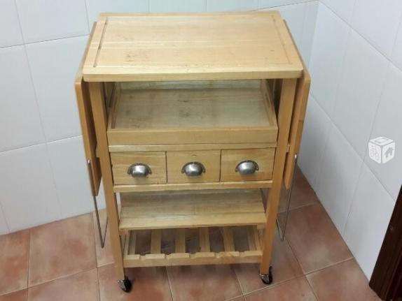 Mesa auxiliar de cocina buscar con google toro for Mesa auxiliar para cocina