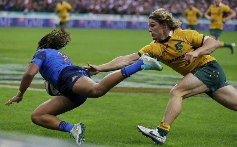 On Rugby Test-match: la Francia ferma l'Australia, wallabies battuti 29-26 » On Rugby