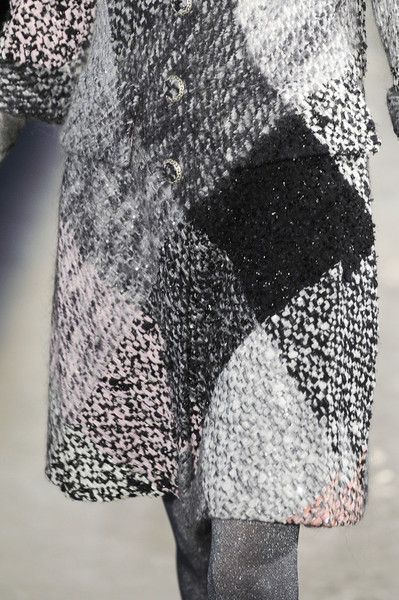 Chanel at Couture Fall 2012 (Details)