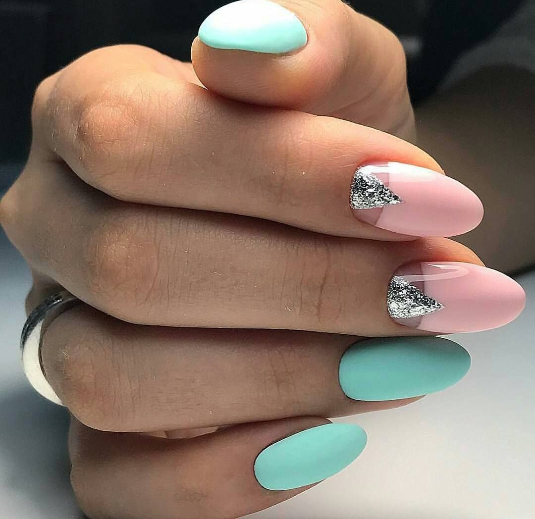 24 модных новинок: Маникюр и дизайн ногтей апрель 24 года ...