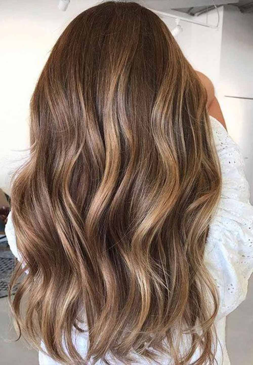 5 Cutest Caramel Hair Colors with Highlights for You to Try