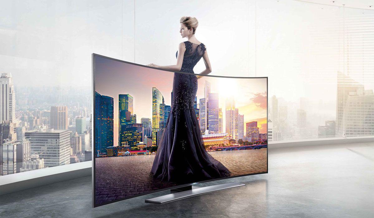 TV LED SAMSUNG UE78HU8500 3D 4K Curved Piensa a lo grande!!! http://www.materialdirecto.es/es/60-105-pulgadas/67806-tv-led-samsung-ue78hu8500-3d-4k-curved-.html