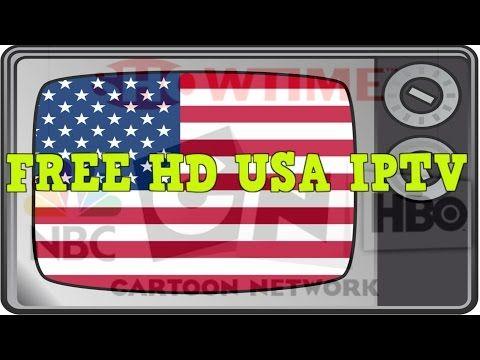 FREE USA IPTV ALL HD 720P   xbmc KODI   July 2016