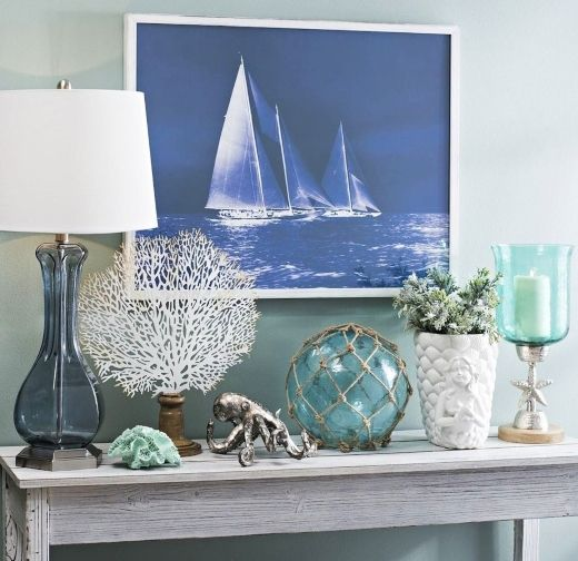 Photo of Styling a Console Table with Coastal Decor like a Pro | Shop the Look