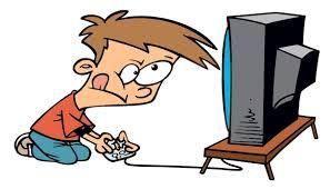 3. ¿ explica de que manera la televisión nos ase violentos? por medio de novelas, películas, y distintos programas, con alto contenido de violencia que puede alterar nuestro sistema nervioso y con altos daños psicológicos.