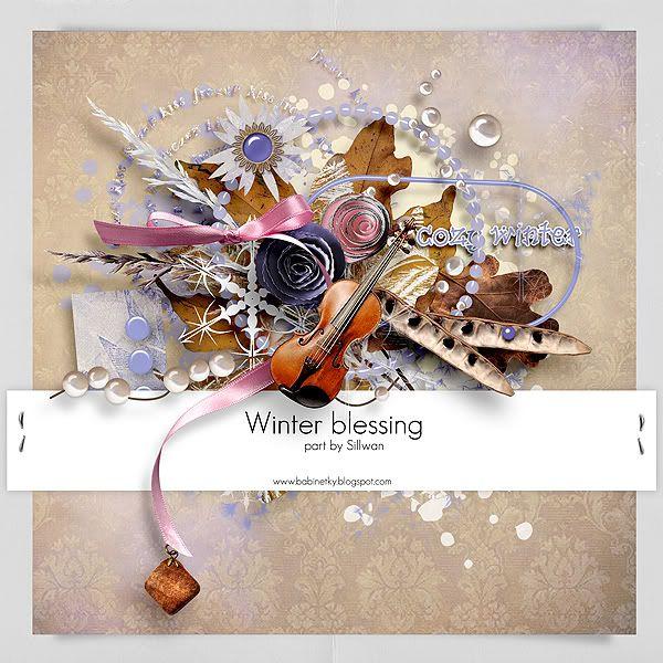 Sillwanin svet: Winter blessing
