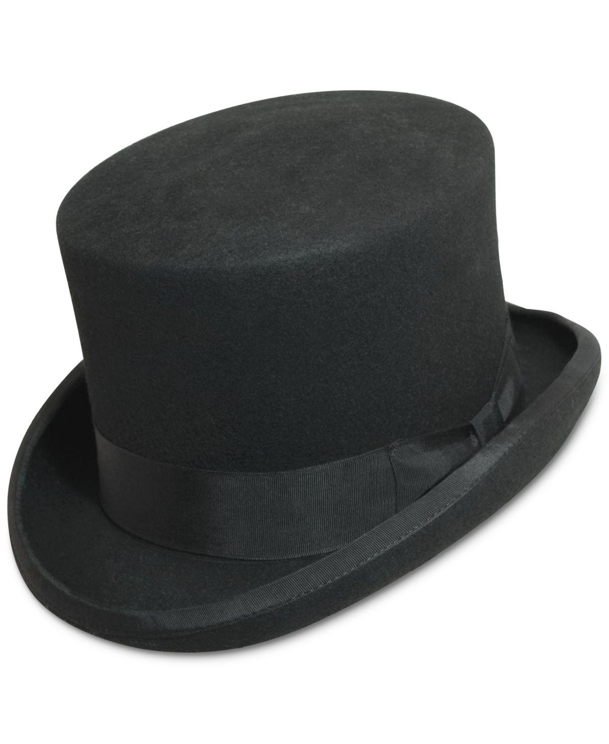 Scala Men S English Top Hat Reviews Hats Gloves Scarves Men Macy S In 2021 Top Hat Hats For Men Top Hats For Women