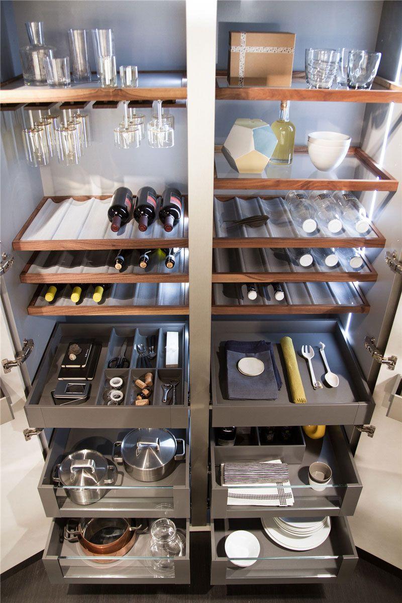 Snaidero cucine 5 accessori per la cucina cocina for Accessori per cucina moderna