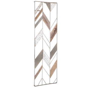 Right Broken Chevron Metal Wall Decor Hobby Lobby 1480623 Metal Wall Decor Metal Walls Wall Decor