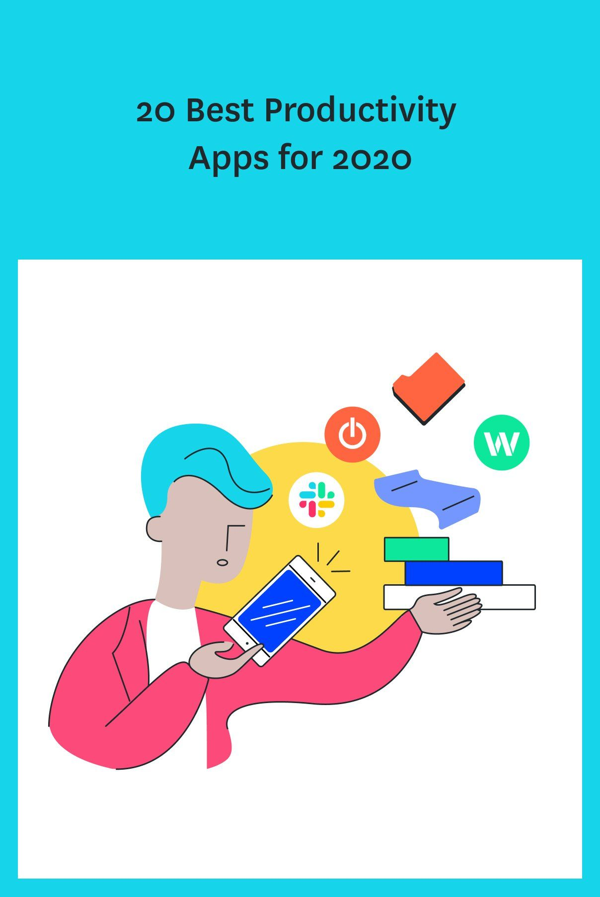 20 Best Productivity Apps for 2020 (With images